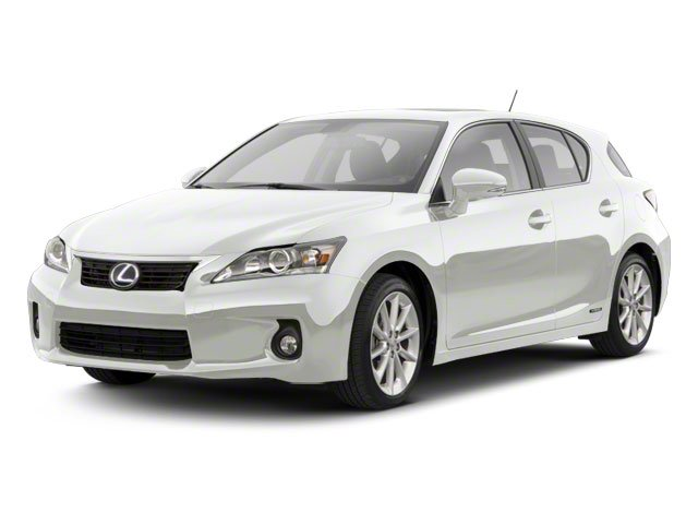 Tungsten Pearl 2011 Lexus CT 200h Pictures CT 200h Hatchback 5D CT200h photos front view