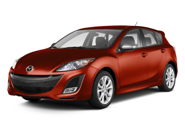 Copper Red Mica 2011 Mazda Mazda3 Pictures Mazda3 Wagon 5D s Sport photos front view