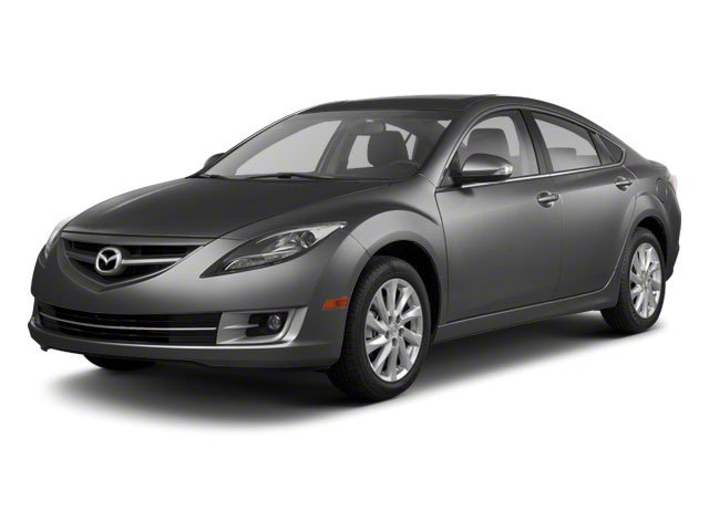 Comet Gray Mica 2011 Mazda Mazda6 Pictures Mazda6 Sedan 4D i Touring Plus photos front view