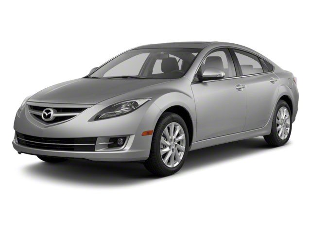 Ingot Silver 2011 Mazda Mazda6 Pictures Mazda6 Sedan 4D i Touring Plus photos front view