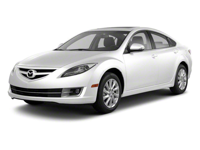 Techno White Pearl 2011 Mazda Mazda6 Pictures Mazda6 Sedan 4D s GT photos front view