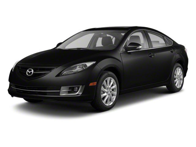 Ebony Black 2011 Mazda Mazda6 Pictures Mazda6 Sedan 4D i Touring Plus photos front view