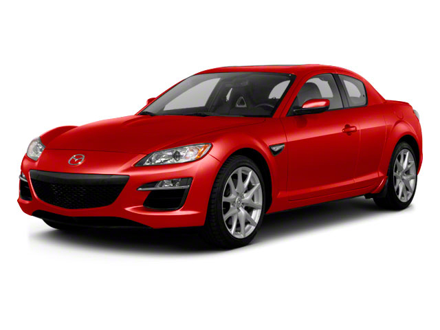 Velocity Red Mica 2011 Mazda RX-8 Pictures RX-8 Coupe 2D photos front view