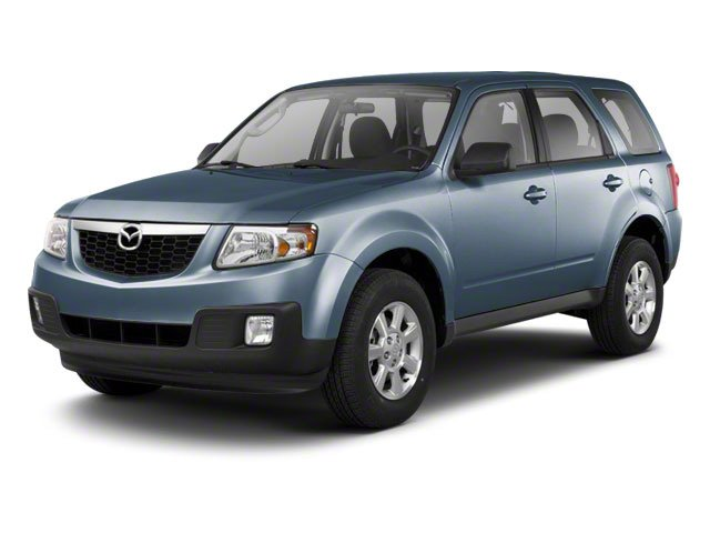 Steel Blue 2011 Mazda Tribute Pictures Tribute Utility 4D s 4WD photos front view