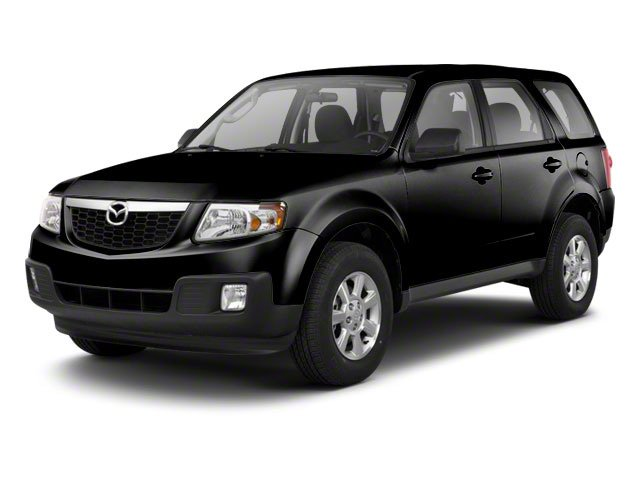 Tuxedo Black 2011 Mazda Tribute Pictures Tribute Utility 4D s 4WD photos front view