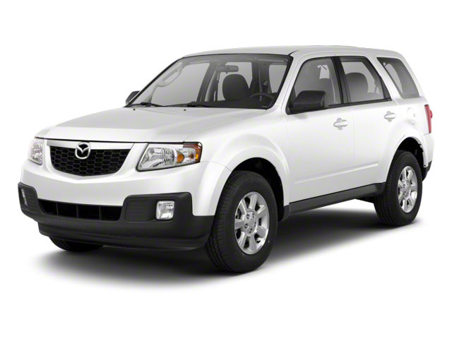 White Suede 2011 Mazda Tribute Pictures Tribute Utility 4D s 4WD photos front view