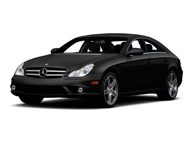 Black 2011 Mercedes-Benz CLS-Class Pictures CLS-Class Sedan 4D CLS63 AMG photos front view