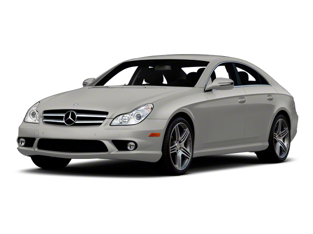 Iridium Silver Metallic 2011 Mercedes-Benz CLS-Class Pictures CLS-Class Sedan 4D CLS63 AMG photos front view
