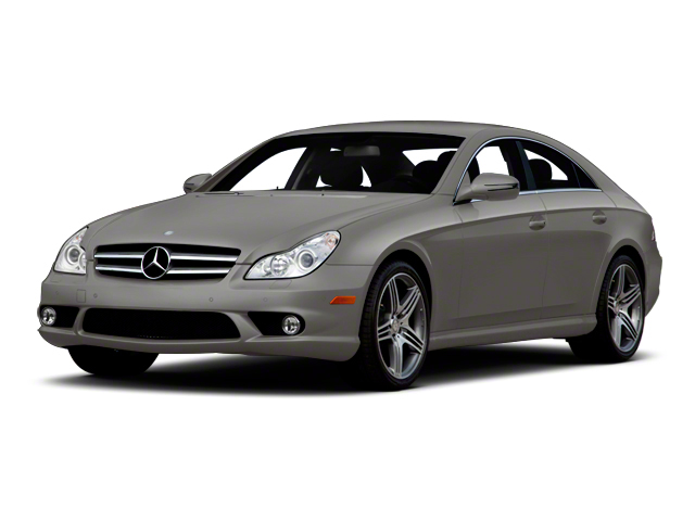 Palladium Silver Metallic 2011 Mercedes-Benz CLS-Class Pictures CLS-Class Sedan 4D CLS63 AMG photos front view