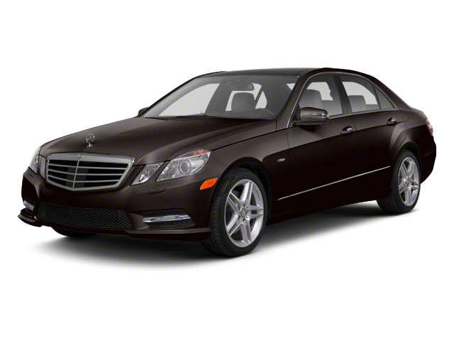 Designo Mystic Brown Metallic 2011 Mercedes-Benz E-Class Pictures E-Class Sedan 4D E550 AWD photos front view