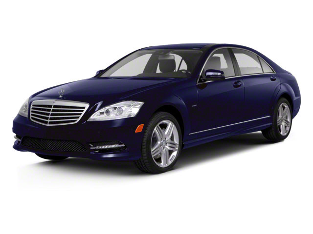 Designo Mystic Blue Metallic 2011 Mercedes-Benz S-Class Pictures S-Class Sedan 4D S600 photos front view