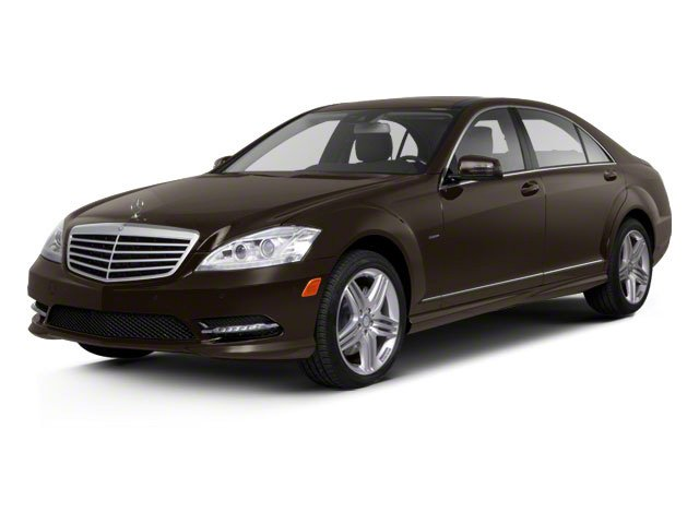 Designo Mocha Black Metallic 2011 Mercedes-Benz S-Class Pictures S-Class Sedan 4D S600 photos front view