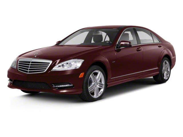 Designo Mystic Red Metallic 2011 Mercedes-Benz S-Class Pictures S-Class Sedan 4D S600 photos front view