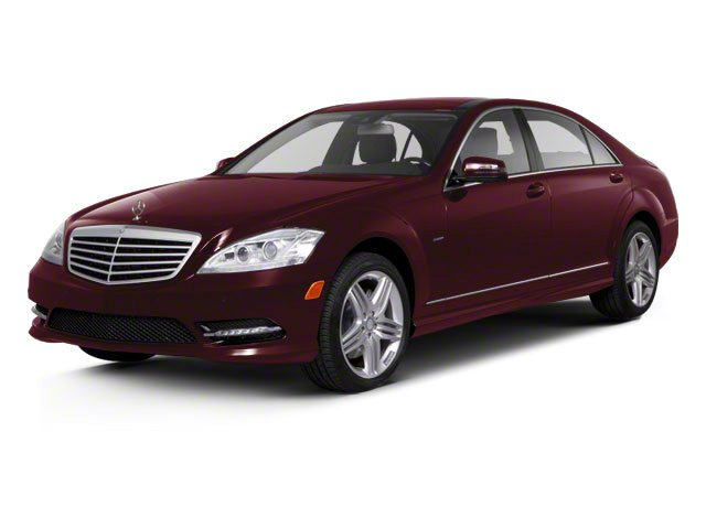 Designo Mauritius Red Metallic 2011 Mercedes-Benz S-Class Pictures S-Class Sedan 4D S600 photos front view