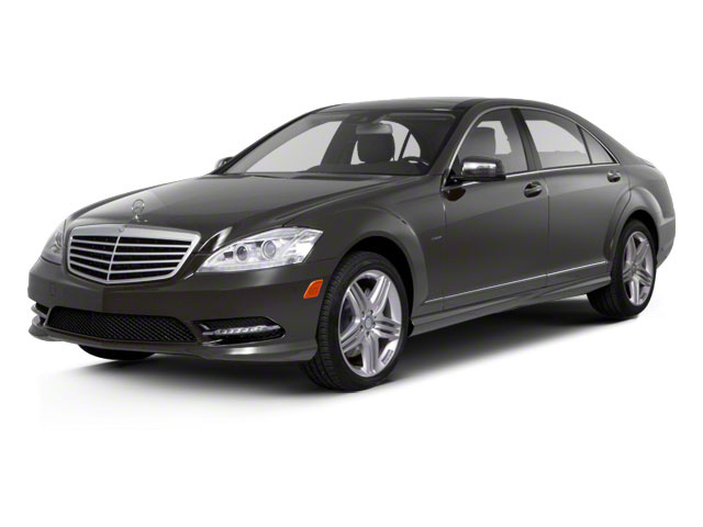 Designo Graphite Metallic 2011 Mercedes-Benz S-Class Pictures S-Class Sedan 4D S600 photos front view