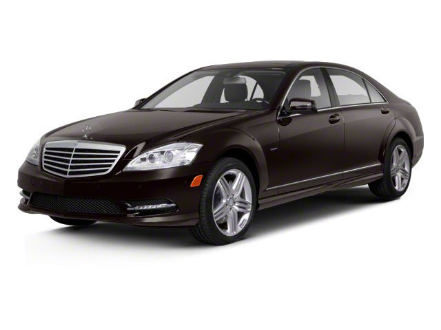 Designo Mystic Brown Metallic 2011 Mercedes-Benz S-Class Pictures S-Class Sedan 4D S600 photos front view