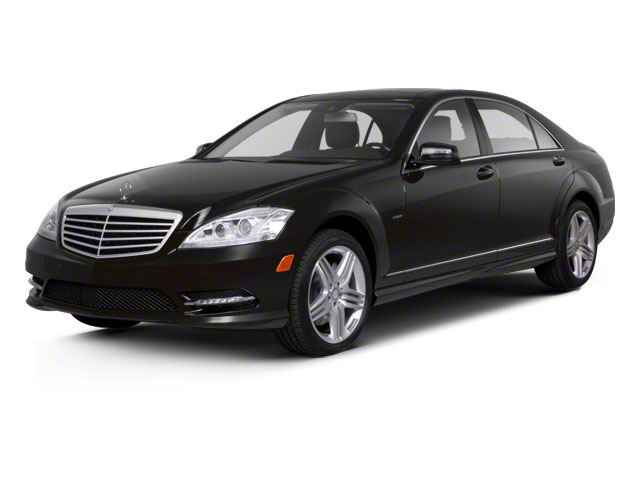 Magnetite Black Metallic 2011 Mercedes-Benz S-Class Pictures S-Class Sedan 4D S600 photos front view