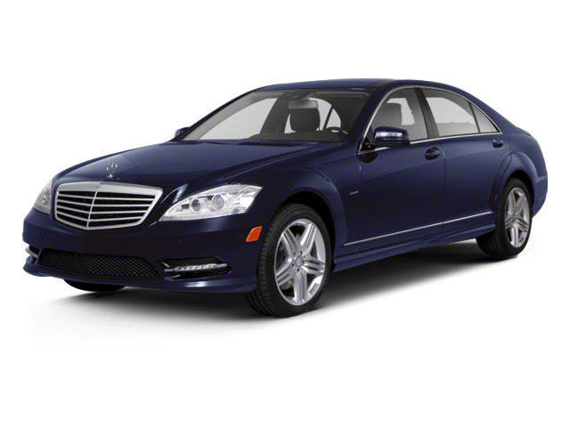 Capri Blue Metallic 2011 Mercedes-Benz S-Class Pictures S-Class Sedan 4D S600 photos front view