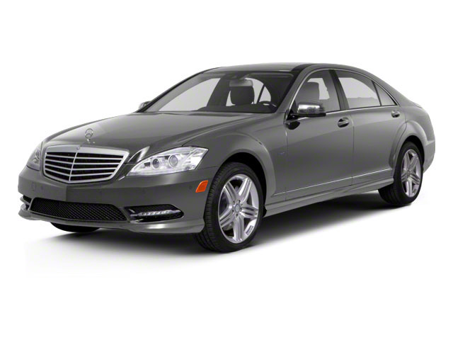 Flint Grey Metallic 2011 Mercedes-Benz S-Class Pictures S-Class Sedan 4D S600 photos front view