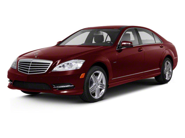 Barolo Red Metallic 2011 Mercedes-Benz S-Class Pictures S-Class Sedan 4D S600 photos front view