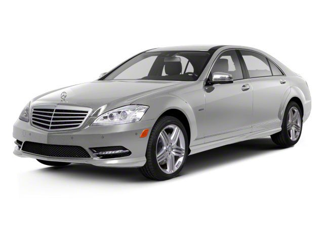 Iridium Silver Metallic 2011 Mercedes-Benz S-Class Pictures S-Class Sedan 4D S600 photos front view