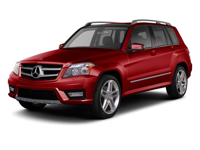 Barolo Red Metallic 2011 Mercedes-Benz GLK-Class Pictures GLK-Class Utility 4D GLK350 2WD photos front view