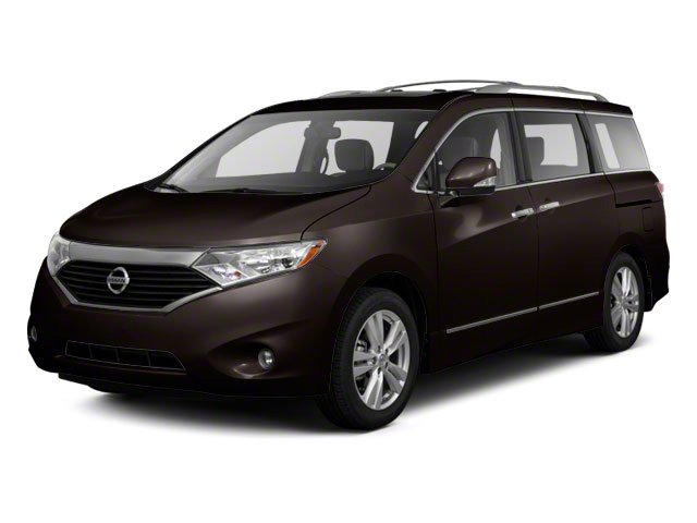 Dark Mahogany 2011 Nissan Quest Pictures Quest Van 3.5 SL photos front view