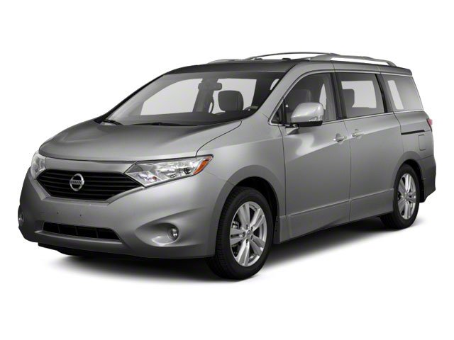 Brilliant Silver 2011 Nissan Quest Pictures Quest Van 3.5 S photos front view