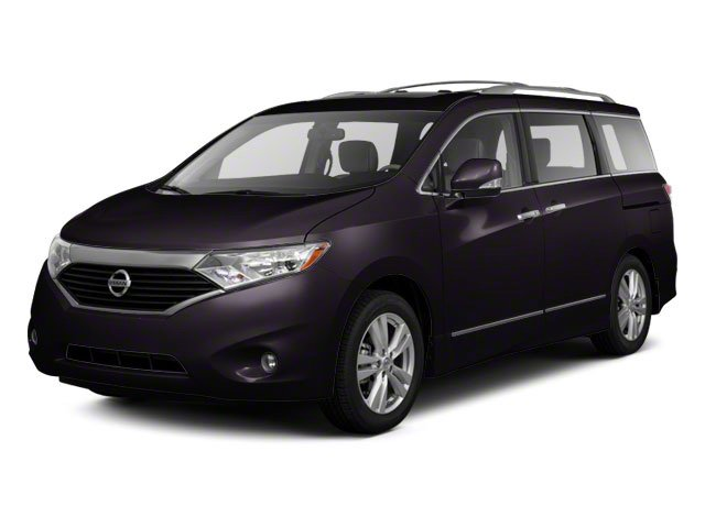 Black Amethyst 2011 Nissan Quest Pictures Quest Van 3.5 SL photos front view