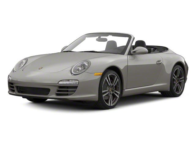 Meteor Grey Metallic 2011 Porsche 911 Pictures 911 Cabriolet 2D photos front view