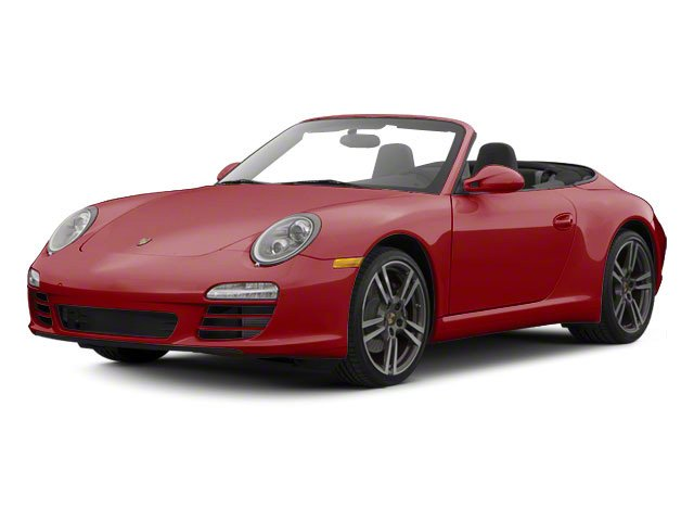 Ruby Red Metallic 2011 Porsche 911 Pictures 911 Cabriolet 2D photos front view