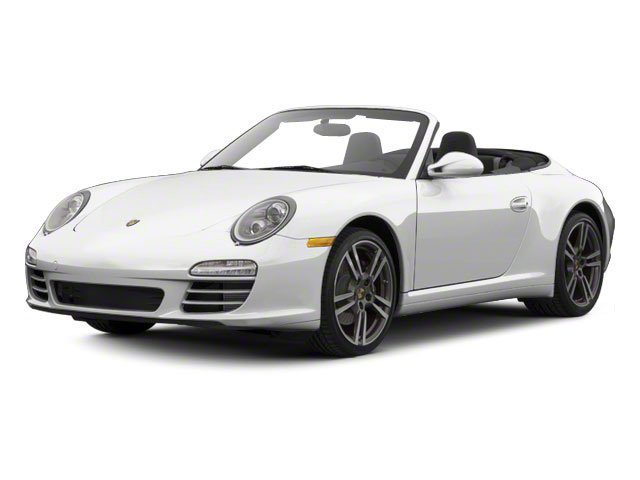 GT Silver Metallic 2011 Porsche 911 Pictures 911 Cabriolet 2D S photos front view