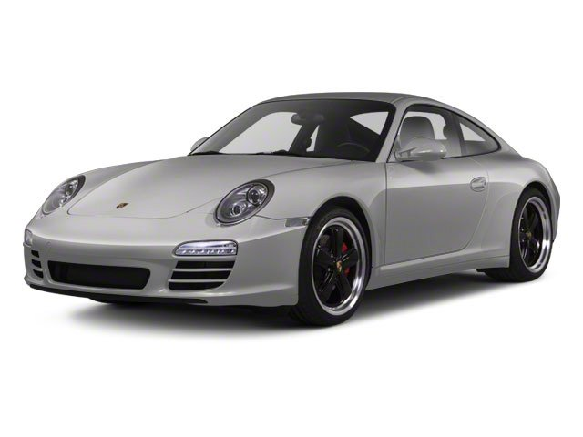 Platinum Silver Metallic 2011 Porsche 911 Pictures 911 Coupe 2D 4S Targa AWD photos front view