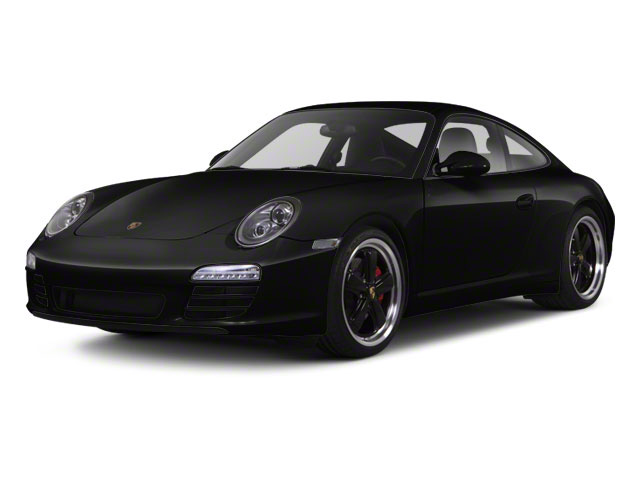 Black 2011 Porsche 911 Pictures 911 Coupe 2D 4S Targa AWD photos front view