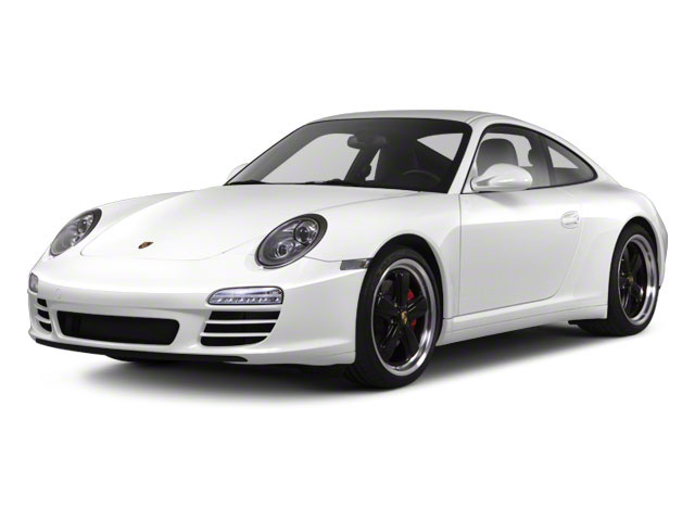 Carrara White 2011 Porsche 911 Pictures 911 Coupe 2D 4S Targa AWD photos front view