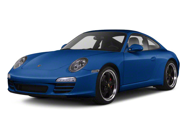 Aqua Blue Metallic 2011 Porsche 911 Pictures 911 Coupe 2D 4S Targa AWD photos front view