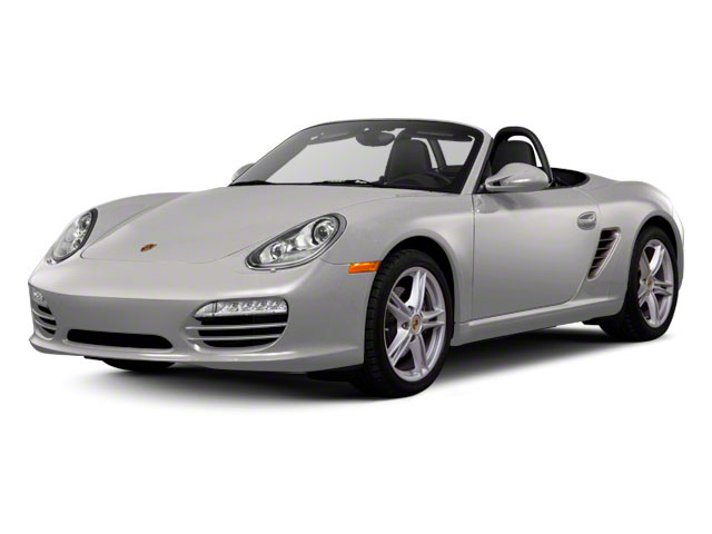 Platinum Silver Metallic 2011 Porsche Boxster Pictures Boxster Roadster 2D photos front view