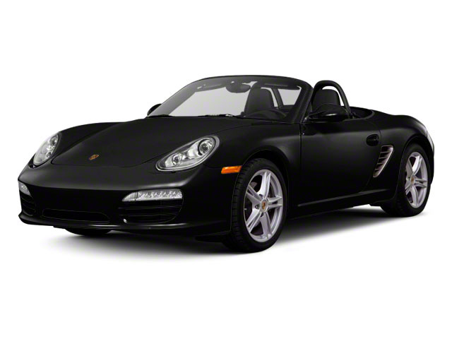 Black 2011 Porsche Boxster Pictures Boxster Roadster 2D Spyder photos front view