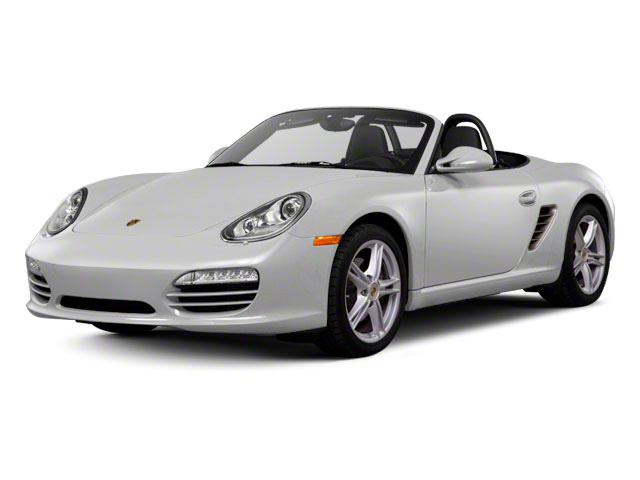 GT Silver Metallic 2011 Porsche Boxster Pictures Boxster Roadster 2D photos front view
