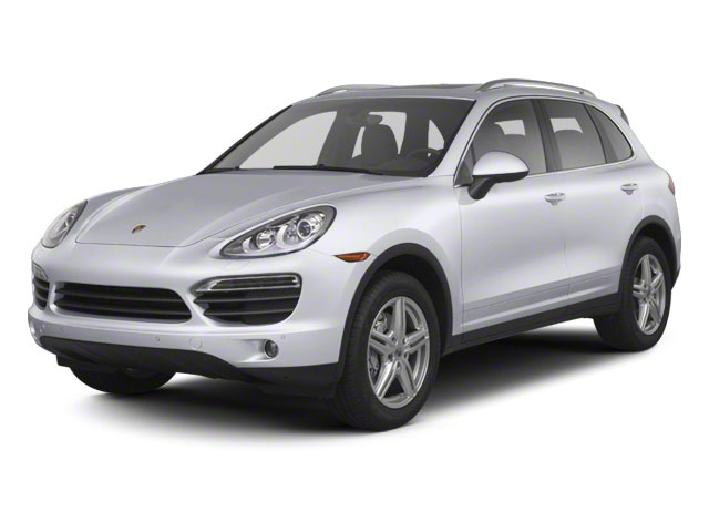 Classic Silver Metallic 2011 Porsche Cayenne Pictures Cayenne Utility 4D S AWD (V8) photos front view