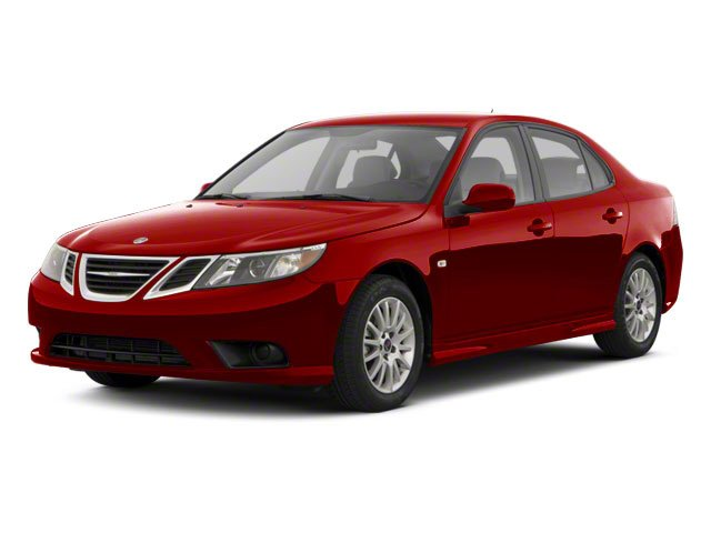 Laser Red 2011 Saab 9-3 Pictures 9-3 Sedan 4D Aero Turbo photos front view