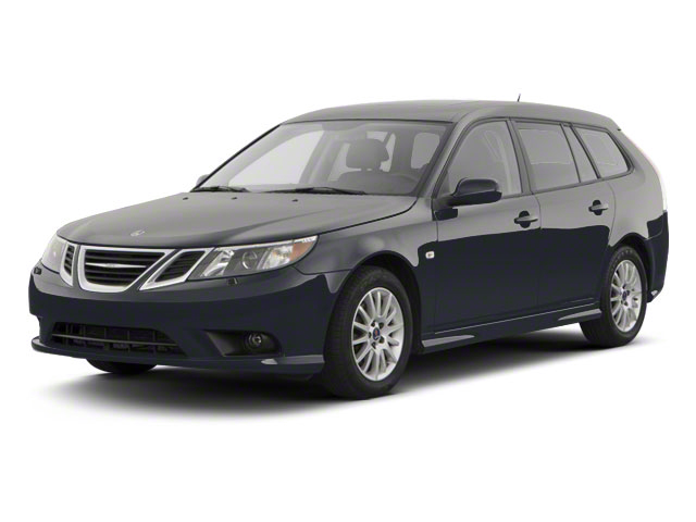 Nocturne Blue Metallic 2011 Saab 9-3 Pictures 9-3 Wagon 5D SportCombi Turbo photos front view