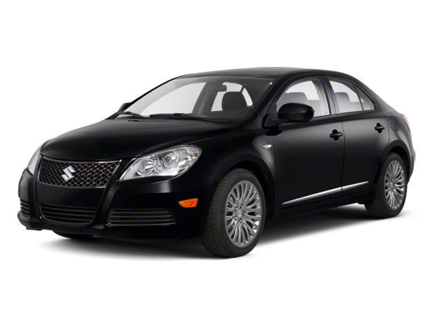 Black Pearl Metallic 2011 Suzuki Kizashi Pictures Kizashi Sedan 4D SE AWD photos front view
