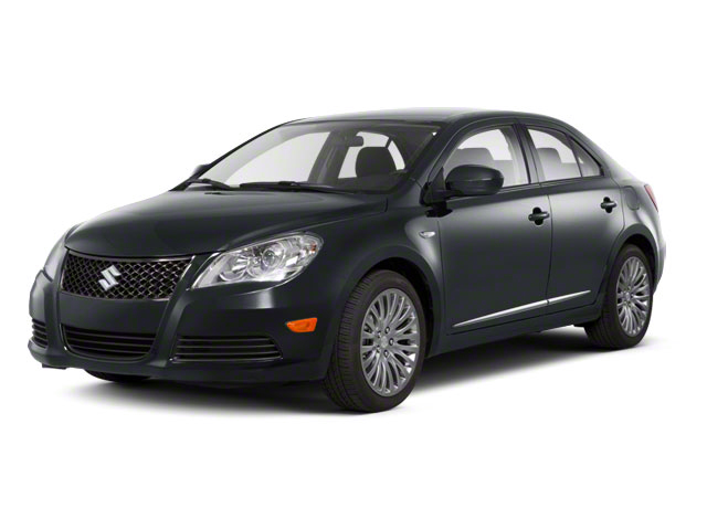 Azure Gray Metallic 2011 Suzuki Kizashi Pictures Kizashi Sedan 4D GTS AWD photos front view