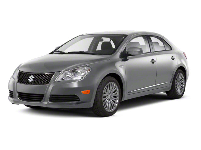 Platinum Silver Metallic 2011 Suzuki Kizashi Pictures Kizashi Sedan 4D SE AWD photos front view