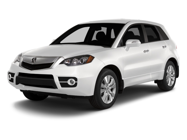 Bellanova White Pearl 2012 Acura RDX Pictures RDX Utility 4D 2WD photos front view