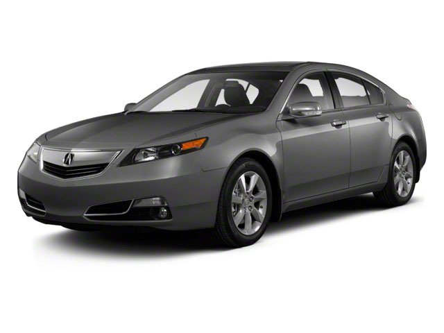 Graphite Luster Metallic 2012 Acura TL Pictures TL Sedan 4D Advance photos front view