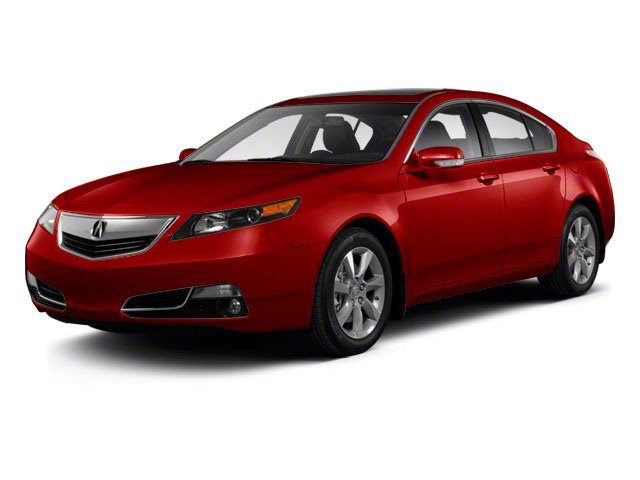 Basque Red Pearl II 2012 Acura TL Pictures TL Sedan 4D Advance photos front view