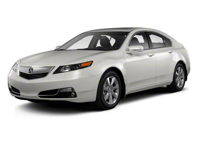 Silver Moon 2012 Acura TL Pictures TL Sedan 4D Advance photos front view