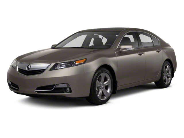 Mayan Bronze Metallic 2012 Acura TL Pictures TL Sedan 4D Advance AWD photos front view